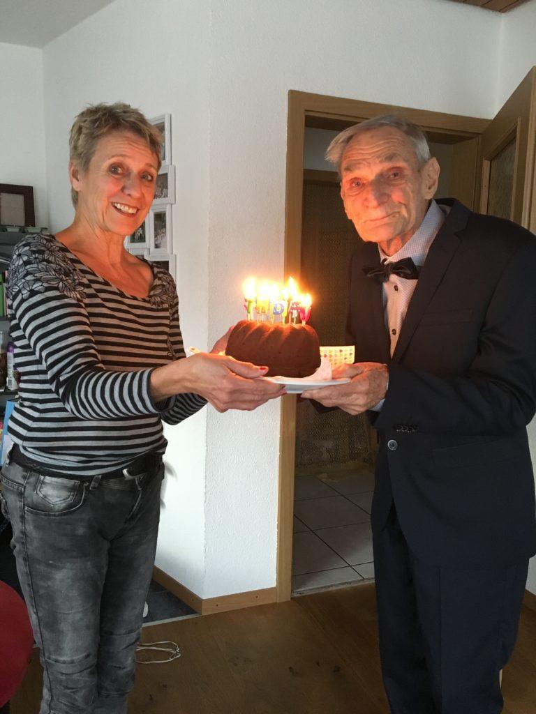 Otto Hegnauer: 85. Geburtstag