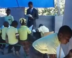 Suisse-Santé Haiti besucht ESMONO