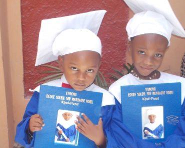 Graduation à ESMONO