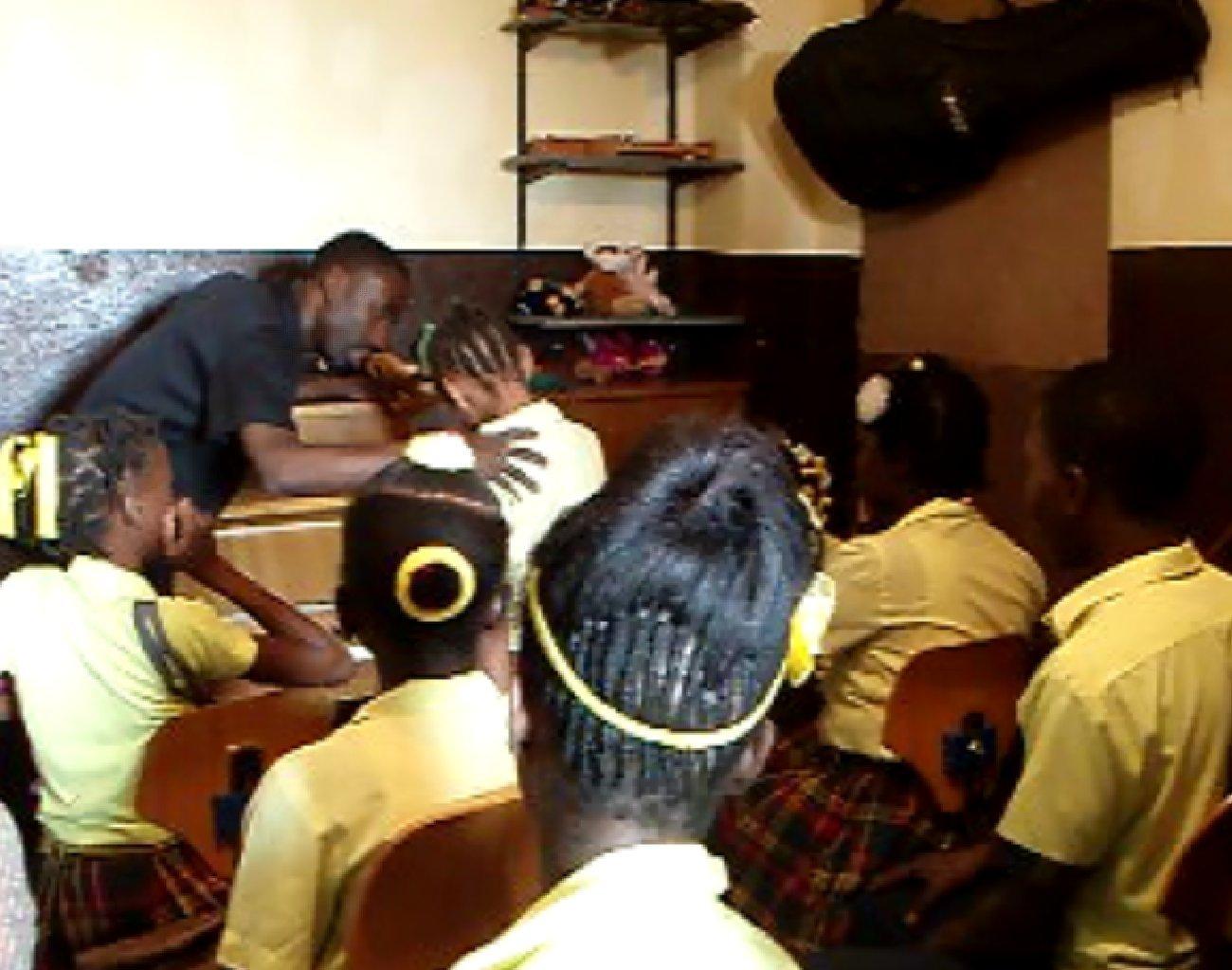 Vom Elektriker zum Musiklehrer  oder Haiti, Lernwerkstatt der Welt
