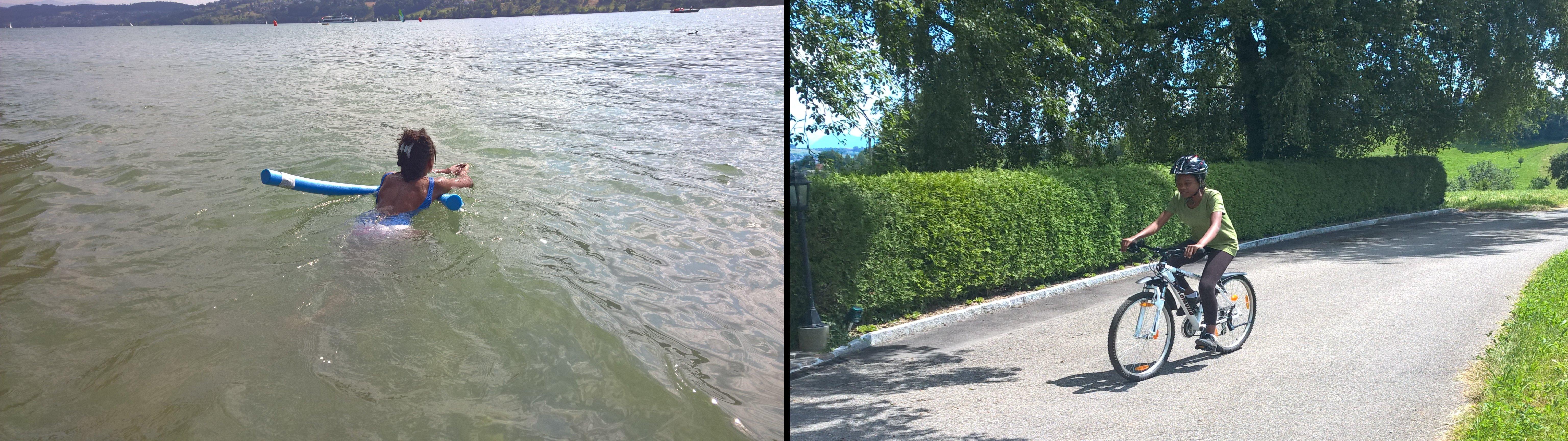 Olmyda: Mon voyage en Suisse