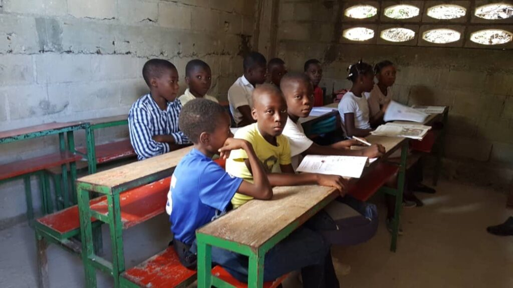Schulbesuch mager 2019